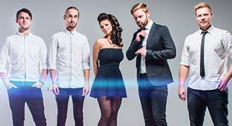 The Fanatics Staffordshire band for hire